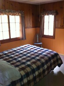 Cabin Bedroom